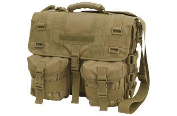 5-Mercury Tactical Tactical Messenger Attache