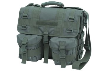 3-Mercury Tactical Tactical Messenger Attache