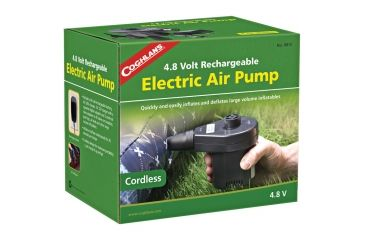 Coghlans 4.8v Rechargeable Air Pump 0813