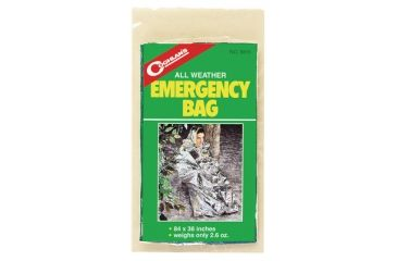 Coghlans All-Weather Emergency Bag 9815