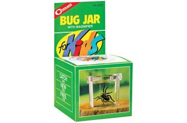 Coghlans Bug Jar W/ Magnifier For Kids  0226