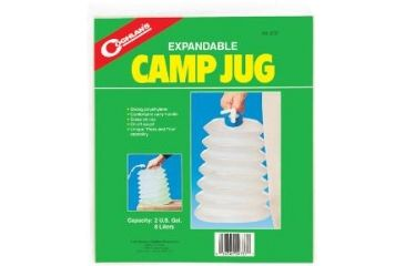 Coghlans Expandable Camp Jug 703314