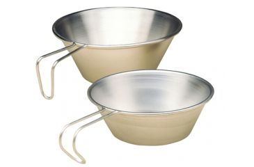 Coghlans Jumbo Stainless Steel Sierra Cup Holds Two Cups 8555