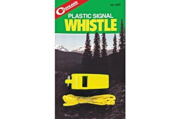 Coghlans Plastic Signal Whistle 9420