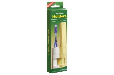 Coghlans Toothbrush Holders 2 Per Package