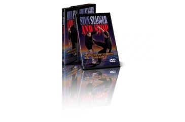 Cold Steel Cold Steel's Stun, Stagger, and Stop 2 DVD Set VDSC