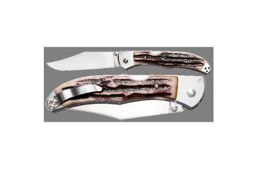 Cold Steel Lone Star Hunter Folding Pocket Knife w/Thumbstud 54SBHT