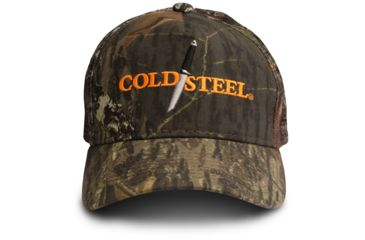 5cd293a4 Cold Steel Mossy Oak Hat, Brown,Green, One Size Fits All, 94HCH