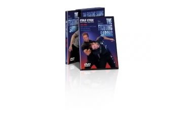 Cold Steel The Fighting Sarong 2 DVD Set VDFS