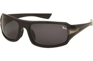 Coleman 6001 Progressive Prescription Sunglasses - Black Frame CC1 6001-C1PROG