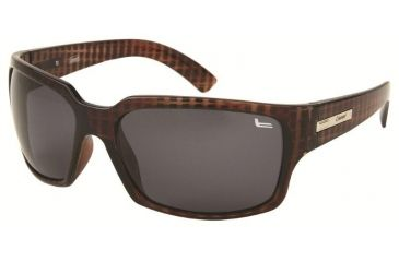 Coleman 6003 Single Vision Prescription Sunglasses - Brown Stripes Frame CC1 6003-C2RX