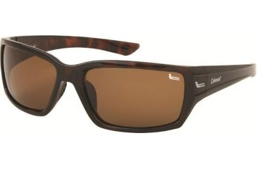 Coleman 6004 Bifocal Prescription Sunglasses - Brown Tortoise Shell Frame CC1 6004-C2BF