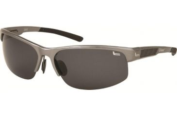 Coleman 6510 Polarized Sunglasses - Gunmetal Frame, Smoke Lenses CC2 6510-C2