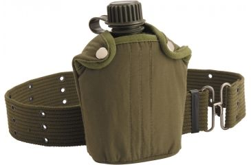 Coleman Canteen GI with Cover and Belt 187401