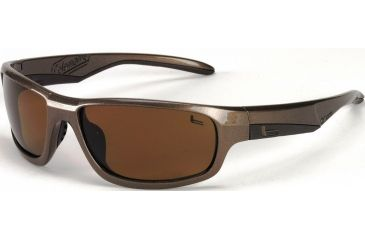 Coleman Cooler Sunglasses - Brown Frame and Brown Lens 842749031101