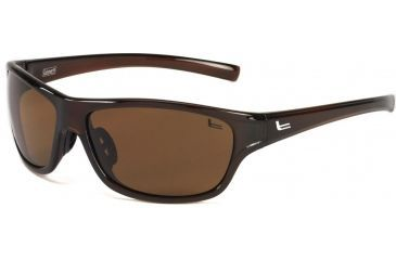 Coleman Dean Sunglasses - Brown Frame and Brown Lens 842749030968
