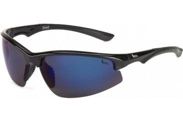 Coleman Magnum Sunglasses - Grey Frame and Blue Mirrored Lens 842749030869