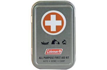 Coleman Outdoor  First Aid Tin 7605