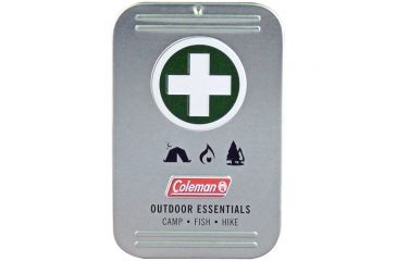 Coleman Outdoor  Outdoor 1st Aid Tin 7606