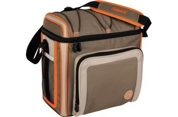 Coleman Soft Side Cooler, Outdoor with Liner, 30 Can 187878