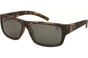 Coleman TR90 Fashion 6505 Single Vision Prescription Sunglasses - Brown Tortoise Shell Frame CC2 6505-C2RX