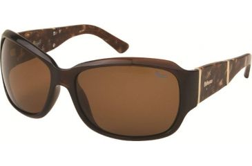 Coleman TR90 Fashion 6519 Single Vision Prescription Sunglasses - Brown Frame CC2 6519-C2RX