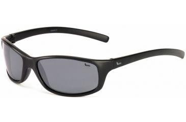 Coleman Tuna Sunglasses - Black Frame and Smoke Lens 842749031132