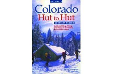 Colorado Hut To Hut, Brian Litz, Publisher - Big Earth Publishing