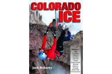 Colorado Ice, Jack Roberts, Publisher - Big Earth Publishing
