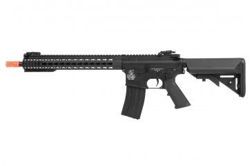 1-Colt M4A1 Long Keymod AEG-Full Metal