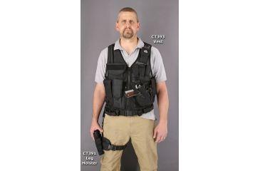 Colt Tactical Gear Universal Drop Leg Holster CT391
