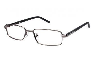 Columbia ACADIA Progressive Prescription Eyeglasses - Frame gun metal, Size 49/17mm CBACADIA02