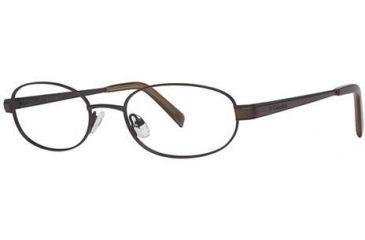 Columbia Archer Bend 110 Progressive Prescription Eyeglasses - Frame Brown, Size 50/18mm CBARCHERBND11001