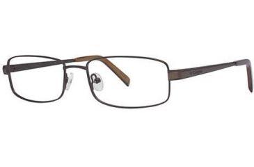 Columbia Archer Bend 111 Bifocal Prescription Eyeglasses - Frame Brown, Size 54/17mm CBARCHERBND11101