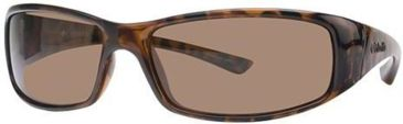 Columbia Auburn Single Vision Prescription Sunglasses CBAUBURNPZ620 - Frame Color Demi Tortoise