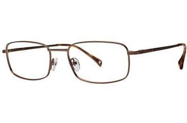Columbia Baker Point 152 Progressive Prescription Eyeglasses - Frame Copper, Size 53/18mm CBBAKRPOINT15203