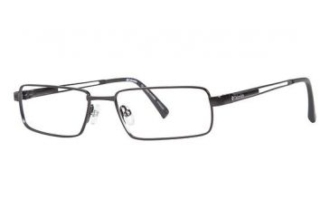 Columbia Bristol Cliff Single Vision Prescription Eyeglasses - Frame SM Black CBBRISTOLCLF01
