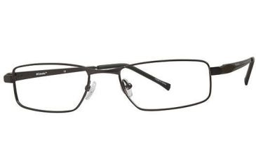 Columbia Bristol Eyeglass Frames - Frame Shiny Gunmetal, Size 52/18mm CBBRISTOL02