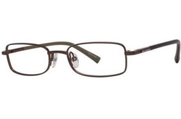 Columbia Camp Roc Eyeglass Frames - Frame Tank Brown, Size 46/15mm CBCAMPROC03