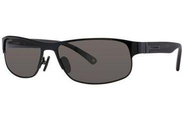 Columbia Challenger Sunglasses - Frame Black/Grout Temple, Size 60/16mm CBCHALLENGERPZ02