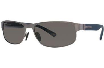 Columbia Challenger Bifocal Prescription Sunglasses CBCHALLENGERPZ01 - Frame Color: Gunmetal / Oxide Blue Temple