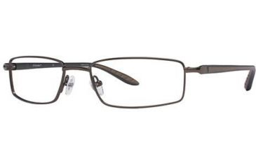 Columbia Cliff Lake 130 Bifocal Prescription Eyeglasses - Frame Brown/Brown, Size 53/18mm CBCLIFFLAKE13001