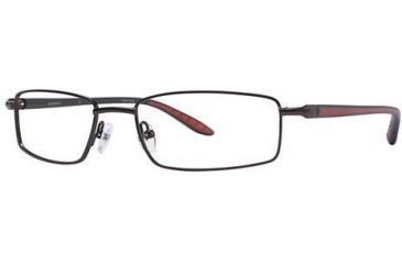 Columbia Cliff Lake 130 Bifocal Prescription Eyeglasses - Frame Gunmetal/Grey, Size 53/18mm CBCLIFFLAKE13002
