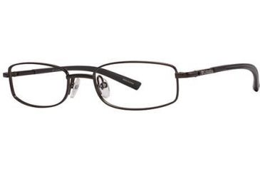 Columbia Comet Ridge Eyeglass Frames - Frame Dark Brown/Brown, Size 45/16mm CBCOMETRIDGE01
