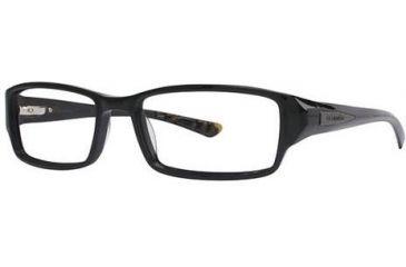 Columbia Crockett Bifocal Prescription Eyeglasses - Frame Black/Tortoise, Size 54/17mm CBCROCKETT01