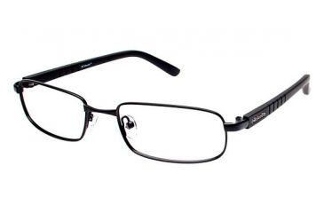 Columbia ENNISON Progressive Prescription Eyeglasses - Frame BLACK/BLACK, Size 54/18mm CBENNISON01