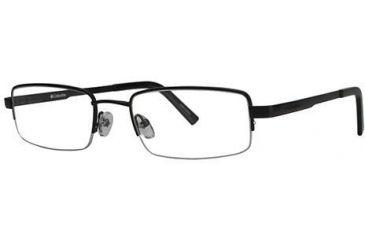 Columbia Estero Bay Single Vision Prescription Eyeglasses - Frame Silver/Blue, Size 53/20mm CBESTEROBAY01