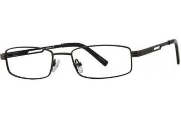 Columbia Garnett Progressive Prescription Eyeglasses - Frame Black, Size 49/17mm CBGARNETT01