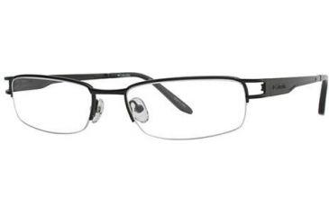 Columbia Madeira 321 Progressive Prescription Eyeglasses - Frame Black, Size 52/18mm CBMADEIRA32101