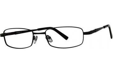 Columbia Palomar Eyeglass Frames - Frame Black/Gunmetal, Size 53/19mm CBPALOMAR02
